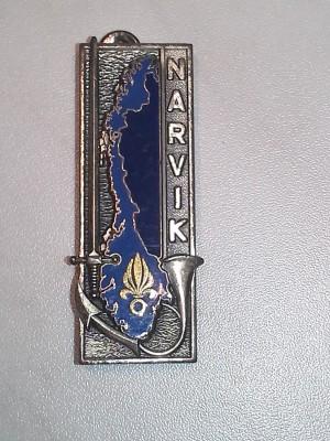 NARVIK; E.M.I.A 1967-1968; Front
