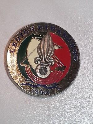 Compagnie de Transit de la Légion Étrangère du 1°RE (Typ I); Front