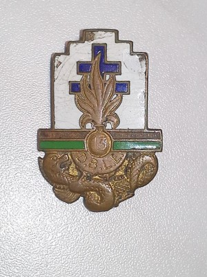 13° DBLE Indochina; Front