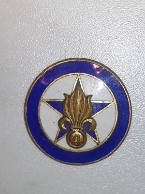 Compagnie de Commandement et des Services du 4°RE/ ehemals (Compagnie Regimentaire du 4°REI)